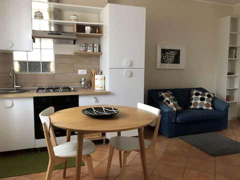 Appartamento indipendente con corte privata