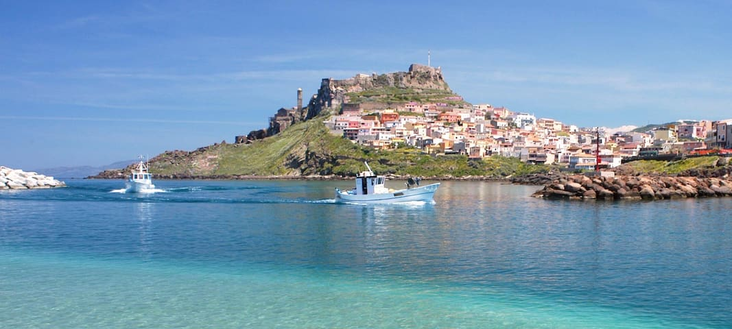 Casa i Gabbiani (Nord Sardegna) - La Muddizza - Flat