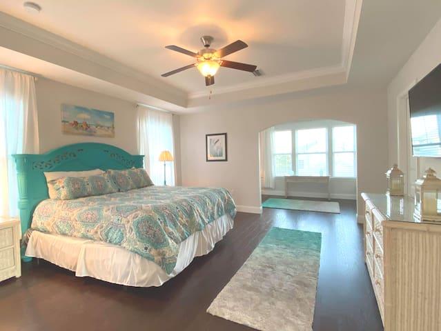Inlet Beach Retreat ~ Spacious 4 Bedroom Home