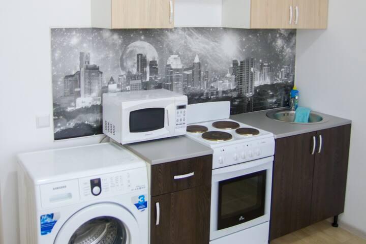 Аренда квартир посуточно - Астана - Квартира
