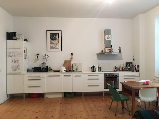 Open Kitchen / Küche