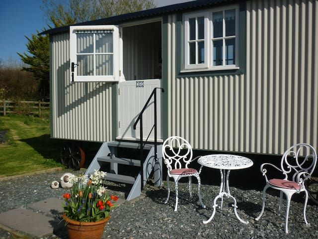Christine's Shepherd's Hut