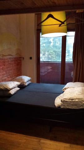Le Damoiseau, cosy private bedroom