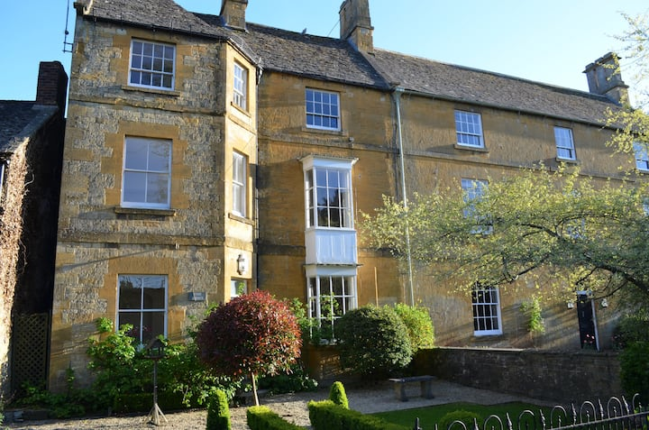 The Limes, Moreton in Marsh, the Cotswolds.