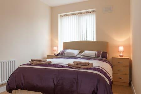 Spacious 2bed/2bath apartment - Clontarf - Appartement