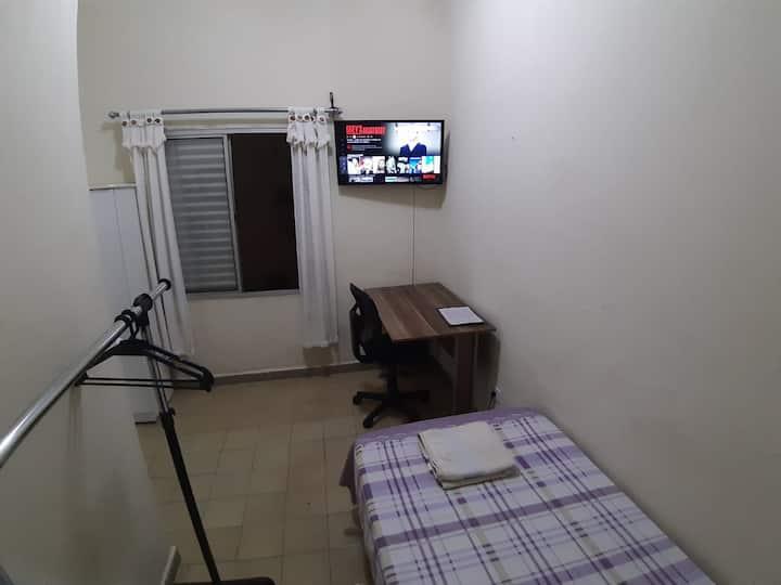 Vila Mariana suite para solteiros! 66M