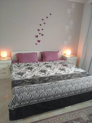 Beautiful 1 Bad room,free Wifi,free Beach,relaxing
