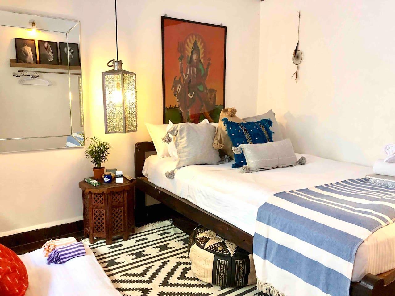 The Shiva Room