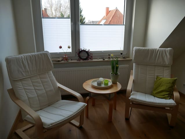 Wunderschöne Gästewohnung im Ehnernviertel