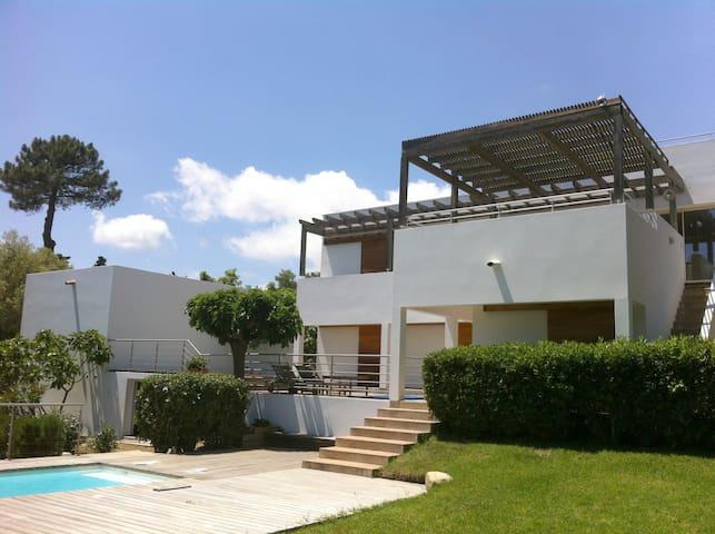 Villa 10 personnes avec piscine - Plage à pieds - Zonza - Villa