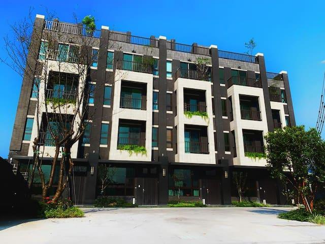 水玥渡假休閒會館-叁館包棟