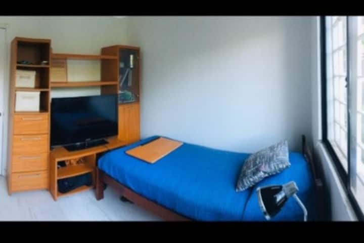 Lindo dormitorio en el Arrayan, Lo Barnechea