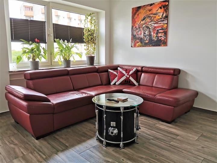 Bremen City Apartment! Ideal für Stadt-u. Kurztrip