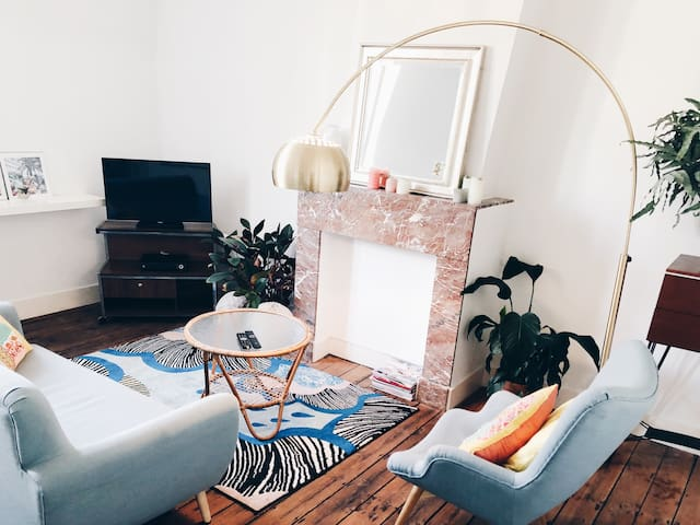 *Cosy vintage flat*center antwerp3*