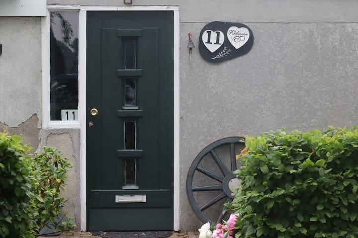 Vrijstaand huisje voor rustliefhebbers