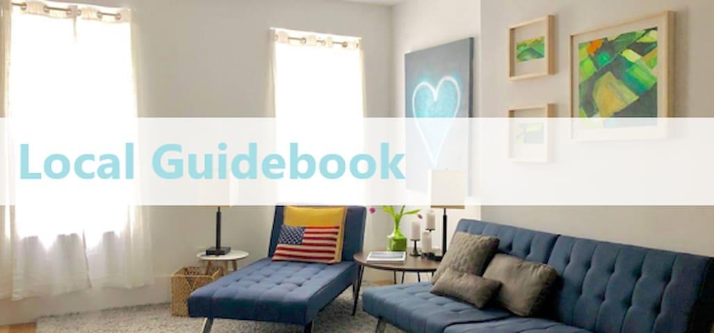 Wesley's guidebook
