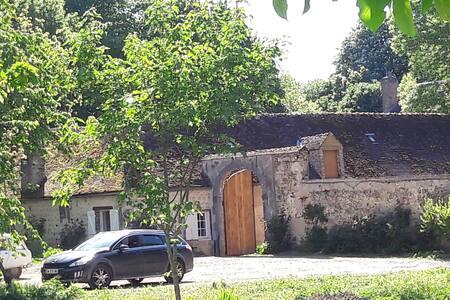 Ferme du Pin - 95 kms sud Paris Centre Bourgogne