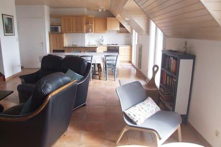 Maison 50 m de la plage vue imprenable sur la baie - Pénestin - House