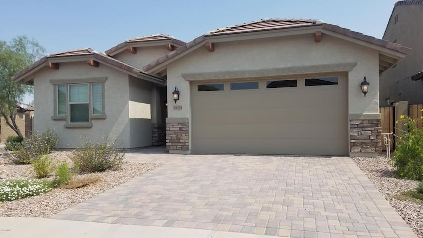 Furnished Rental Home in Johnson Ranch