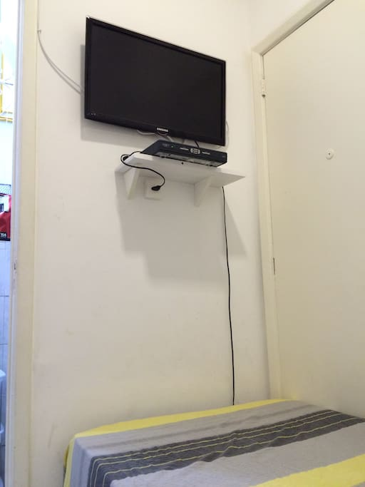 Small room wich TV