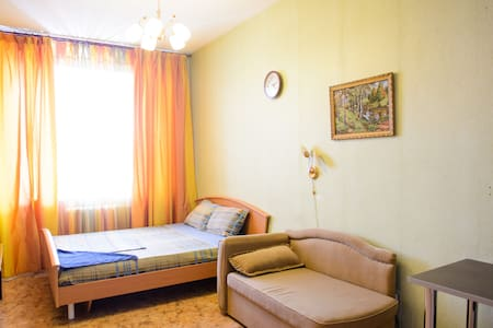Уютная квартира на Тиманской