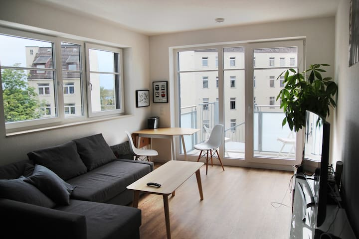 Comfortable Central City Apartment - Hamburg - Ev