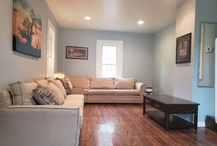 Beautiful four bedrooms single family home