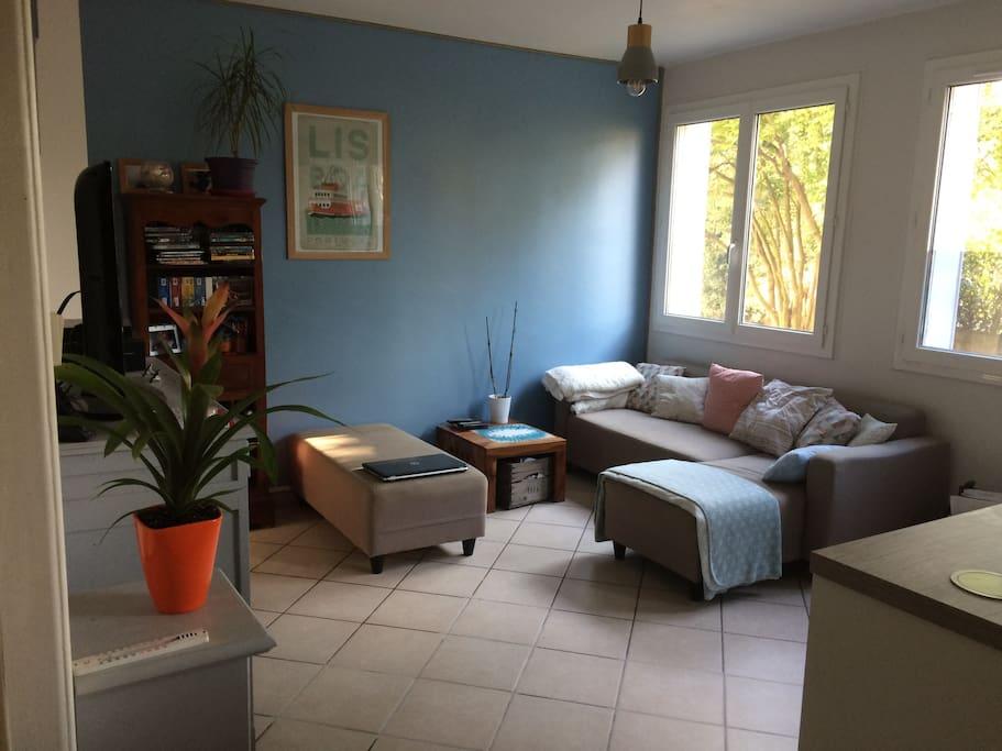appartement au c ur de blagnac appartements en r sidence louer blagnac occitanie france. Black Bedroom Furniture Sets. Home Design Ideas