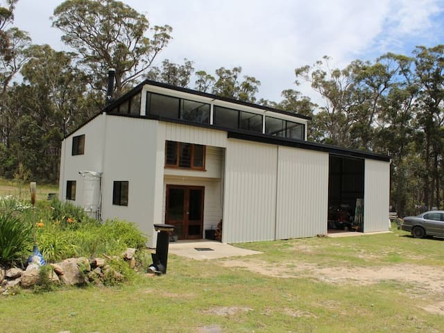 Aqua Park Loft Mount Mitchell NSW near Glen Innes