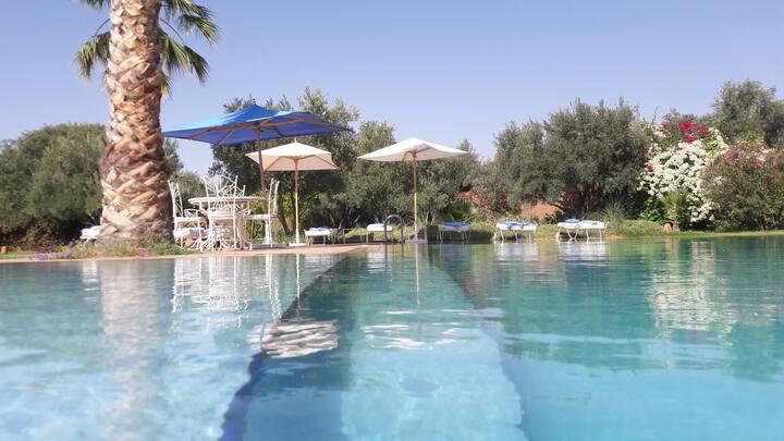 Douar Lain 4  Idéal pour se ressourcer à Marrakech