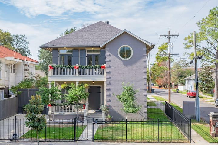 Uptown New Orleans - Modern Home in great location