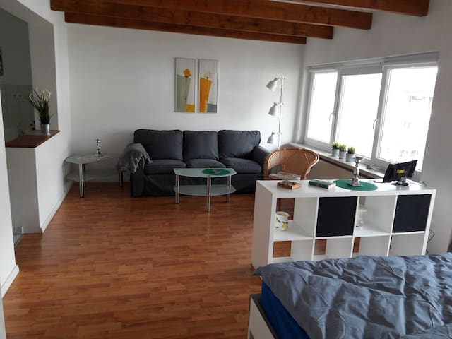 Apartment in zentrale ruhige Lage