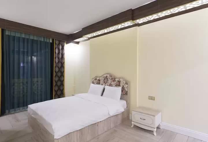 Merada Suite Otel Oda Kahvaltı Luxury Oda 1 Kişi