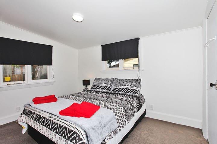 Room in Marston House, Kaiapoi