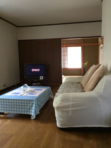Oiso $18,whole house,2 or more,wifi - Oiso - Hus