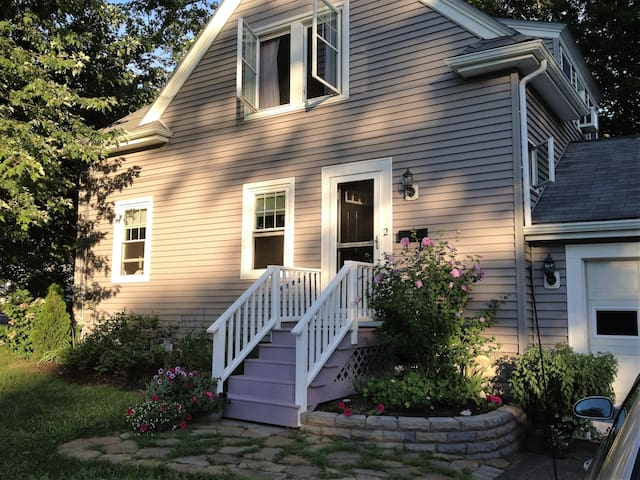 All the Comforts of Home in Cape Elizabeth - Cape Elizabeth - Rumah