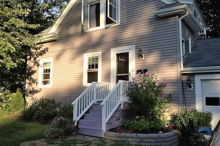 All the Comforts of Home in Cape Elizabeth - Cape Elizabeth - Haus