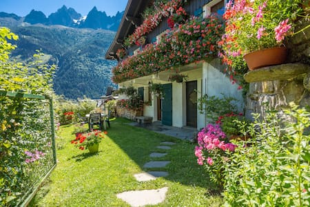 Brévent apartment / 3min from the center - Chamonix-Mont-Blanc - Apartment