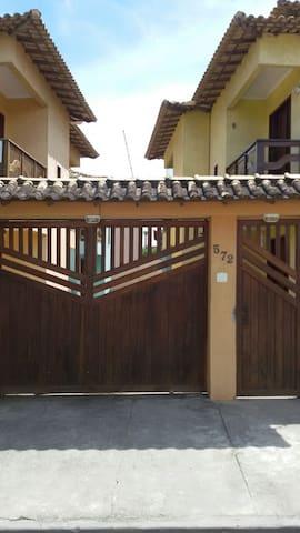 Casa próximo praia de Costa Azul Rio das Ostras