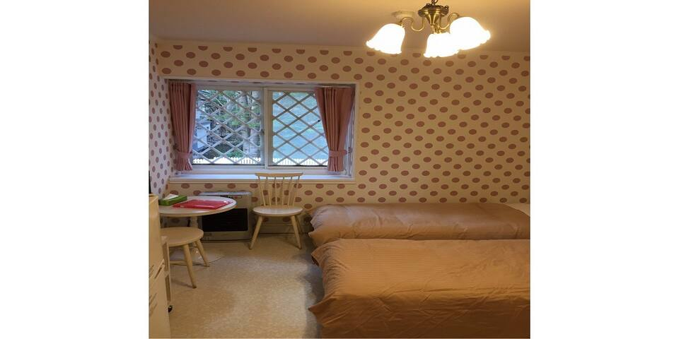 ☆Triplebed room☆10min walk From Sta.Free pick up!