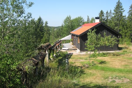 Stay in the wilderness - still near Stockholm. - Bergshamra - House