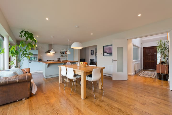 Architect designed modern house - Blackrock - Huis