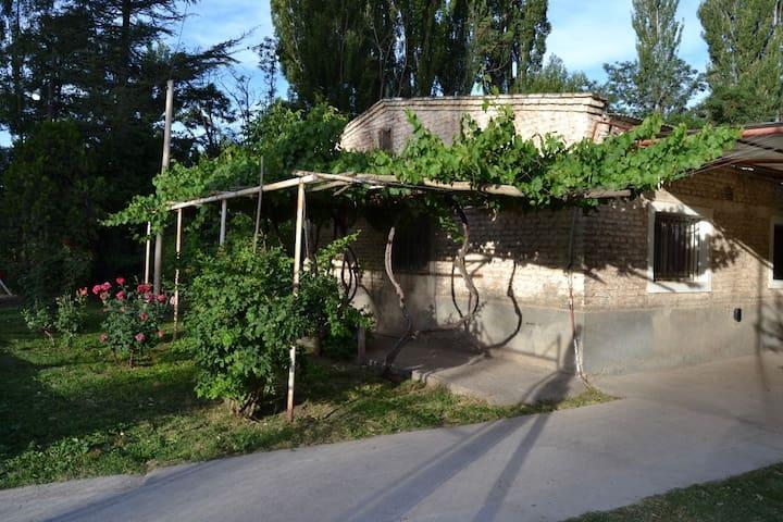 La casa de Romi