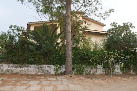 Splendida Villa con vista mare - Montepaone Lido - Flat