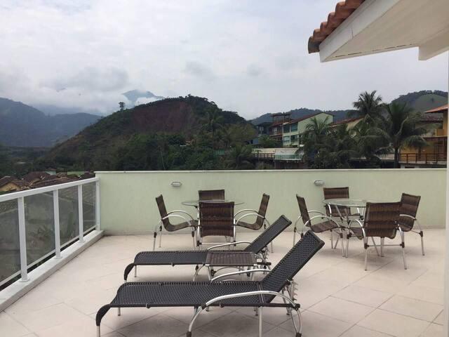 Flat em Angra dos Reis (Completo) - Angra dos Reis - Apartment