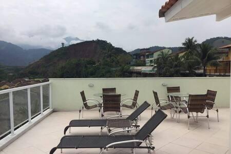 Flat em Angra dos Reis (Completo) - Apartment