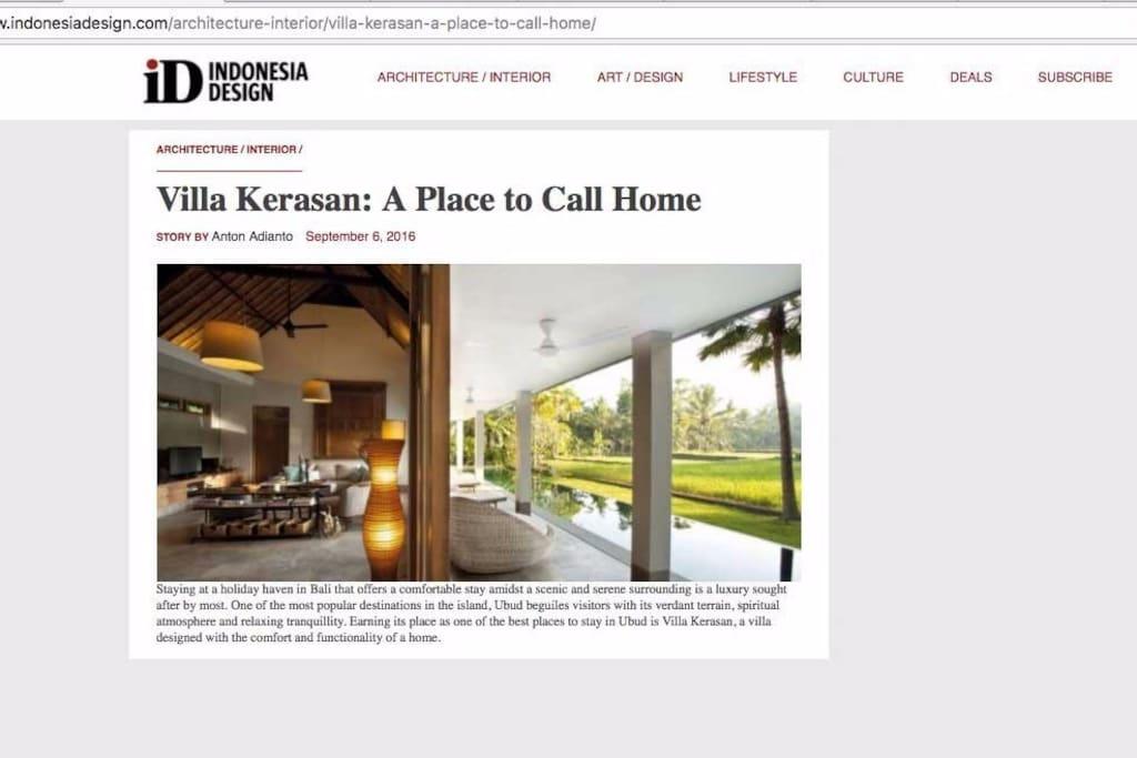 villa kerasan published in indonesia design september 2016 edition