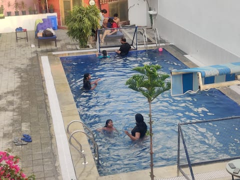 Farm Stay & Swim @Jaipur (BOOKED EXCLUSIVELY)