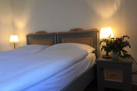 Camera 4 - Casa Patrizia Rooms & Apartments - Malosco