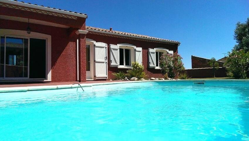 L'Ispanina - Villa Provençale - Thézan-des-Corbières - Дом
